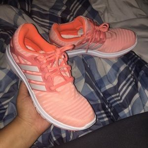 Neon Orange Women's Adidas